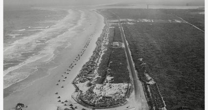 Before There Was A Speedway, NASCAR Raced on Daytona's Beach – Courtesy of NASCAR