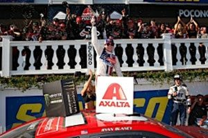 Blaney Going For Not-So-Rare Pocono Sweep