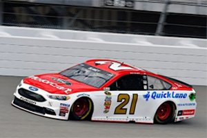 Blaney, Motorcraft/Quick Lane Team Planning Championship-Caliber Effort At Chicagoland