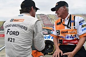 Blaney, Omnicraft Ford To Start Sixth At Michigan