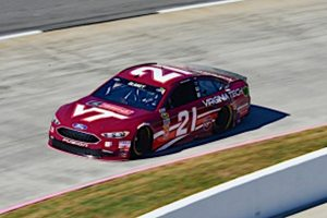 Blaney Optimistic After Qualifying 15th At Martinsville