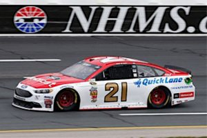 Blaney Qualifies 16th At New Hampshire; Looking For More Speed For Sunday