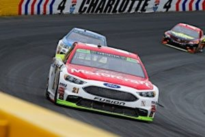 Blaney Rebounds From Slow Start To Finish Eighth At Charlotte