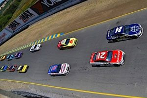 Blaney Shows Budding Road-Course Skills With Ninth-Place Finish At Sonoma