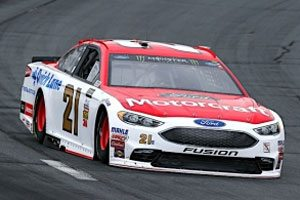 Blaney To Start 15th At New Hampshire