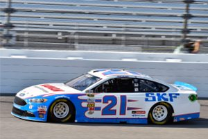 Blaney and No. 21 SKF Ford Team Looking To Build Momentum At Phoenix