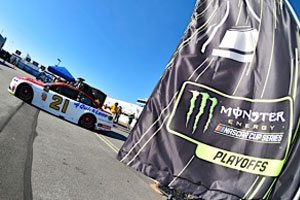 Blaney's Playoff Hopes Enhanced By Ninth-Place Finish At New Hampshire