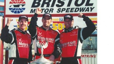 Bristol Preview: A Glance at Wood Brothers Racing History