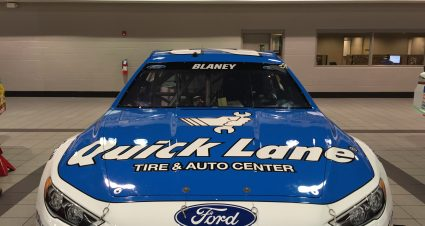 Bullins, Quick Lane Crew Vow To Leave Nothing On The Table At Legendary Brickyard