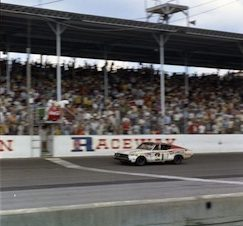 Cale Yarborough Got First Darlington Win in No.21 Wood Brothers 1968 Mercury Cyclone