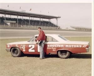 A Substitute Driver And Some Savvy Pit Strategy Delivered The Wood Brothers A Daytona 500 Win in 1963