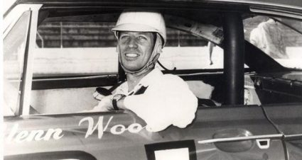 Glen Wood Among the Best Ever at Getting Around Martinsville