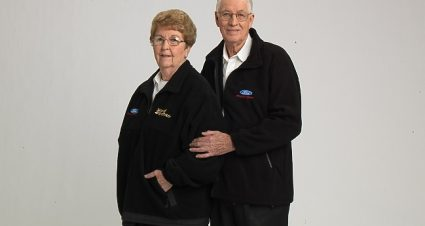 Glen and Bernece Wood Celebrate 59 Anniversaries in Daytona