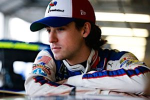 Inspection Issue Sends Blaney To The Rear At Kansas