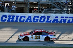 Late-Race Strategy Call Nets Blaney A Fourth-Place Finish