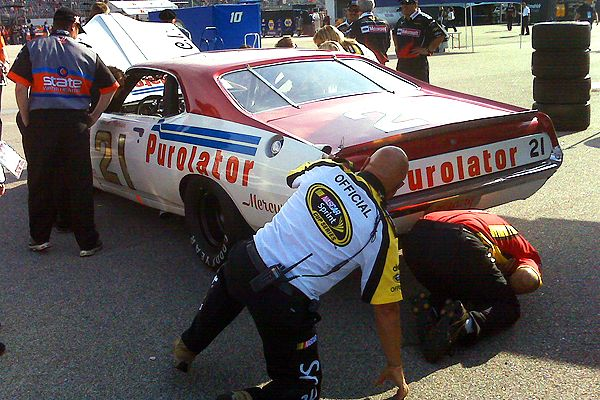 Wood Car Weekend : Legends come out to play labor day weekend at darlington