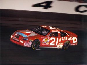 Michael Waltrip Made All-Star History with The Wood Brothers Ford