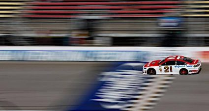 Motorcraft/Quick Lane Team Ready For Lower-Downforce Racing At Michigan