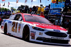 Motorcraft/Quick Lane Team Riding High Heading Into New Hampshire