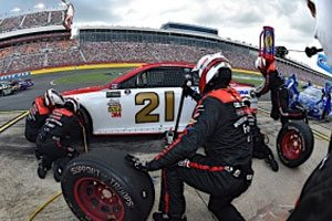 Quick Axle Swap Enables Blaney To Finish 24th At Charlotte