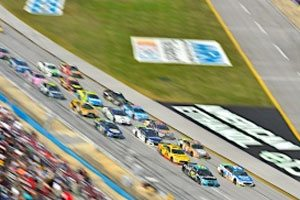 Stage Points Help Blaney Move Up In Playoff Standings Despite Talladega Crash