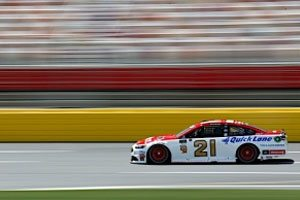 Strong Run at Charlotte Earns Blaney His Sixth Start of Seventh Or Better In Past Seven Races