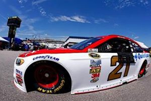 Blaney, Motorcraft/Quick Lane Team Heading To New Hampshire With Playoffs In Mind
