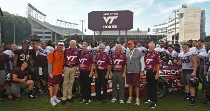 Wood Brothers And Virginia Tech Team Up To Take On Bristol