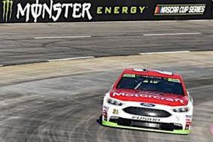 Blaney Survives Martinsville Mayhem With Eighth-Place Finish