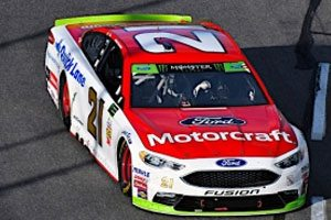 Stage Points A Huge Factor In Blaney's Playoff Hopes