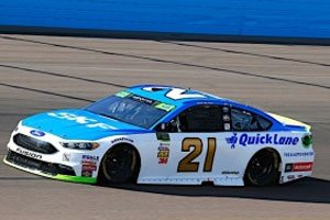 Valiant Effort At Phoenix Not Enough To Keep Blaney SKF/Quick Lane Team In The Playoff Picture