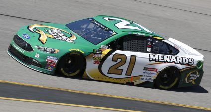 Menard Hoping To Get A Grip On Relatively New Pavement At Kentucky