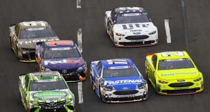 Menard Finishes 14th In Coca-Cola 600 At Charlotte