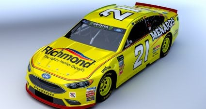 Menard Ready To Hit The Road At Sonoma