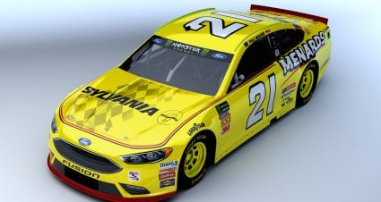 Menard Ready For Home-Track Race At Chicagoland
