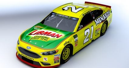 Relatively Young Menards/Libman Team Will Be Working Off Their Own Notes At Pocono