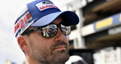 Menard To Make Final Cup Start From 19th Place