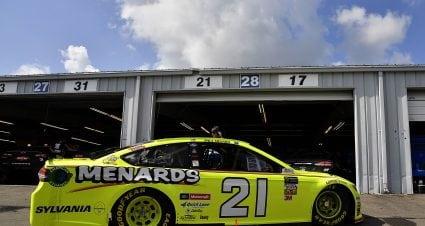 Series Of Misfortunes Leaves Menard 28th At The Glen