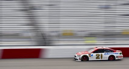 Roval Racing Is A Mystery For Menard