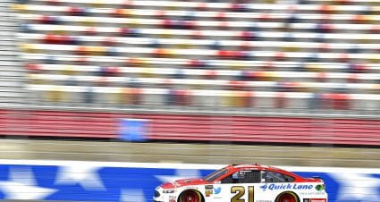 Motorcraft/Quick Lane Team Heads Home To Martinsville