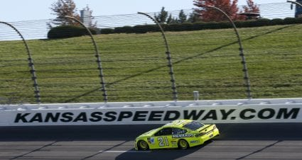 Pit-Road Incident Spoils Fast Start For Menard At Kansas