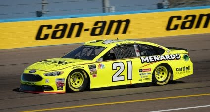 Menard Finishes 29th In A Hurdle-Filled Weekend At Phoenix
