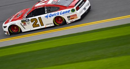 Gander RV Duels Up Next For Menard, Motorcraft/Quick Lane Team