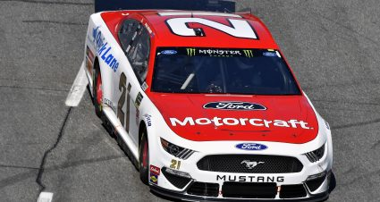 Menard, Motorcraft/Quick Lane Team Set To Take On Texas