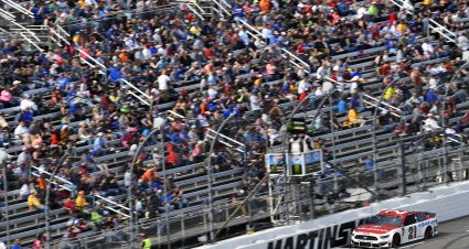 Martinsville Weekend A Memorable One For The Wood Brothers