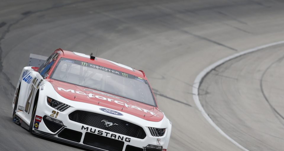 Bowman Auto Center >> Menard Set To Start 14th At Texas - Wood Brothers