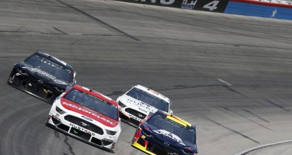 Menard, Motorcraft Team Encouraged By Strong First Half At Texas