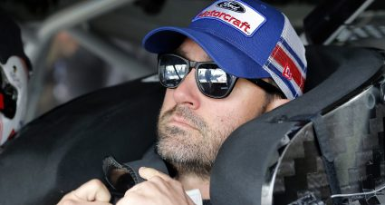 Menard Qualifies 18th At Dover