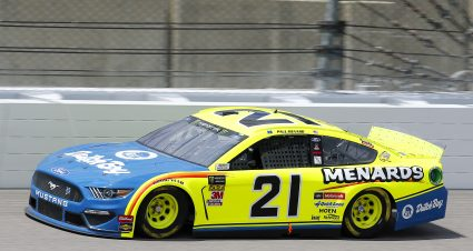 Menard Set To Start 16th At Kansas
