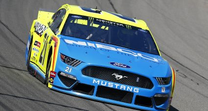 Menard Qualifies A Season-Best Sixth At Michigan